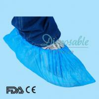 Wholesale Disposable light blue nonwoven boot cover/shoe cover from china suppliers