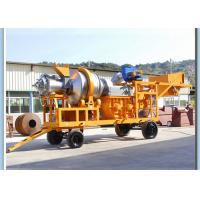 Wholesale Adjustable Temperature Asphalt Batching Plant For Highway / Airport / Runway Construction from china suppliers