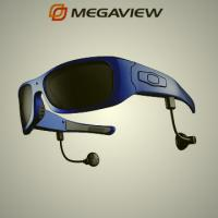 Wholesale Wide Angle Wireless Bluetooth Camera Glasses HD 720P With Rechargeable Battery from china suppliers