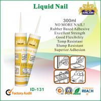 Wholesale Multipurpose Adhesive Strong Glue , Synthetic Rubber Fixing Construction from china suppliers