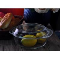 Wholesale Clear Glass Salad Bowls  from china suppliers