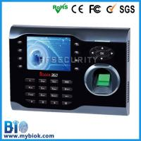 Wholesale Top sale Employee biometric fingerprint time keeping machine with keypad Bio-iclock360 from china suppliers
