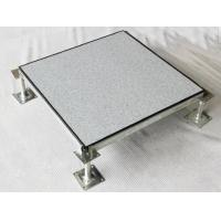 Wholesale Strong Wearability Plastic Raised Floor With Pedestal High Dimension Accuracy from china suppliers
