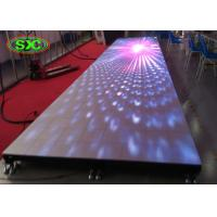 Wholesale Indoor P6.25 25600/M2 SMD3535 LED Dance Floor for Bar / KTV / Prom from china suppliers