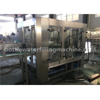 Buy cheap 2L Pure Water Bottle Filling Machine / Mineral Water Plant For Small Business from wholesalers