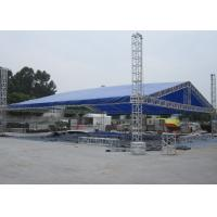Wholesale High Performance Aluminum Box Truss With Shading Cover Rain Proof Can be Assemble from china suppliers