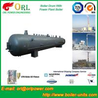 Wholesale Industrial Steam Boiler Mud Drum Anti Corrosion Stainless Steel Body from china suppliers