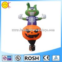 Wholesale Unique Inflatable Pumpkin Halloween Outside Decorations For Party from china suppliers