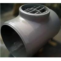 Wholesale A234 Wpb Barred Tee, Barred Tee Pipe Fittings, API 5L Barred Tees from china suppliers