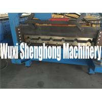 Wholesale Small Corrugated Sheet Metal Roof  Roll Forming Machine / Roof Panel Making Machine from china suppliers