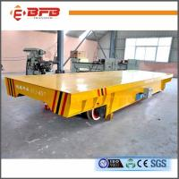 Wholesale 16T Cable Drum Powered  Rail Transporter  Motorized Electric Rail Transfer Cart from china suppliers