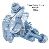 Wholesale UK  Double scaffolding couplers T-bolt with flange  nut china company from china suppliers