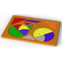Wholesale educatioanl blocks silicone jigsaw puzzles from china suppliers