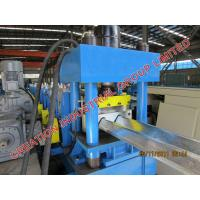 Wholesale W Beam Safety Barrier / Highway Guardrail Roll Forming Machine With Puncher / Cutter from china suppliers