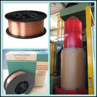 Buy cheap Welding Wire ER70S-6 Spool or Drum Packing from wholesalers