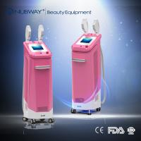 Wholesale Painfree IPL hair removal skin rejuvenation  machine/ wholeser of beauty equipment for spa use from china suppliers