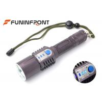 Wholesale USB Charging CREE LED Torch CREE XM-L L2 with 5 Modes for Night Cycling, Hunting from china suppliers
