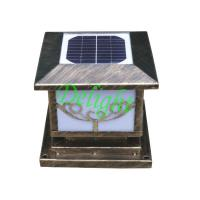 Wholesale Outdoor LED Solar Fence Light (DL-SP277) from china suppliers