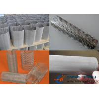 Wholesale Woven Wire Mesh & Expanded Metal & Perforated Metal Filter Tube from china suppliers