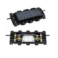Wholesale 24 Fibers In Line Type Fiber Optic Splice Closure Mpp Material from china suppliers