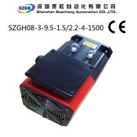 Wholesale Low Noise 50Hz 9.5Nm Spindle Servo Motor For CNC Controller System , CE from china suppliers
