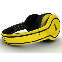 Wholesale Yellow SMS Street Audio Limited Edition Over - Ear Wired 50 Cent Sync Headphones For Computers from china suppliers