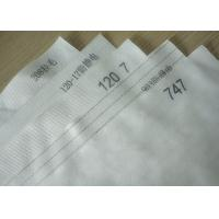 Wholesale Soft PP Polypropylene Filter Cloth 1.9 - 2.1mm Thickness For Chemical Industry from china suppliers