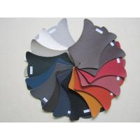Wholesale Full Color Genuine Stretch Leather Fabric , Leather Furniture Fabric from china suppliers