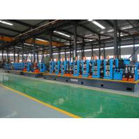 Buy cheap High Precision Welding ERW Pipe Mill / Pipe Production Machine BV Listed from wholesalers