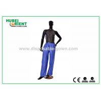Wholesale Anti Dust Breathable Long Disposable Pants PP Nonwoven for Hotels from china suppliers
