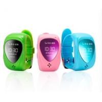 Quality GSM Network Smart Wrist Watch Personal GPS Tracker Tracking Kids/Child for sale