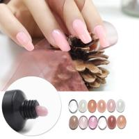 Wholesale Beautiful Sweet Color Poly Gel (Tube)  High quantity for  Nude Color LED/UV Gel Polish from china suppliers