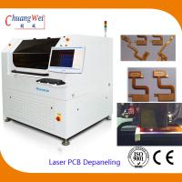 Wholesale FPC / PCB Laser Depaneling Machine , Pcb Laser Cutting Machine from china suppliers