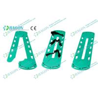 Wholesale High density polyethylene scoop stretcher / full Spine Board Stretcher from china suppliers