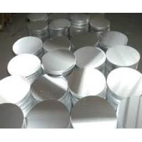 Wholesale Hot Rolled Half Hard Aluminum Circle 1060 / 1050 H24 Aluminium Disc Lower Intensity from china suppliers