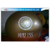 Wholesale Green Helium PVC Promotional Inflatable Balloons For Advertising With Logo Printing from china suppliers