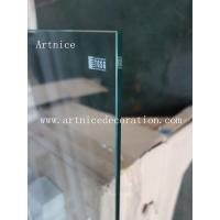 Wholesale 8mm tempered  glass door , 8mm toughened glass door with ISO9001, CE, Australia  AS/NZS 2208 Certificate from china suppliers