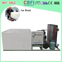 China 1 ton to 5 tons Ice Block  Machine Africa Market Popular 5 kg 10 kg Hot Sale on sale