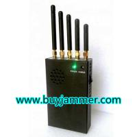 Quality 2017 Hot sales Portable 3G 4G Cell Phone Jammer & WiFi Jammer for sale