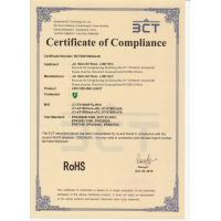 Guangdong JD Environmental Protection Technology Co., Ltd Certifications