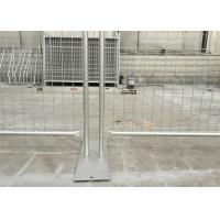 Wholesale Long Lifespan Temp Fence Panels Metal Construction Fence OEM / ODM Available from china suppliers