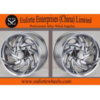Wholesale Chrome Concave 4x4 Off Road Wheels Aluminum Alloy Off Road Truck Wheels from china suppliers