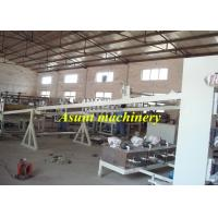 Wholesale PLC 1200 mm Width PVC Plastic Rigid And Soft Sheet Extrusion Machine from china suppliers