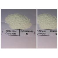 Wholesale Positive Anabolic Androgenic Steroids / Boldenone Cypionate CAS 106505-90-2 from china suppliers