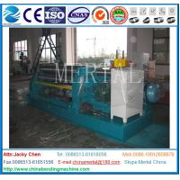 Wholesale MCLW11 Mechanical three roller plate bending/rolling machine export Indonesia from china suppliers