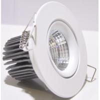 High CRI 5W Adjustable Dimmable Led Downlights For Bedroom , Energy Efficient