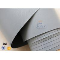 Wholesale 7628 320g Waterproof PVC Coated Fiberglass Fabric For Flexible Air Ductwork from china suppliers