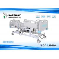 Buy cheap Removable Five Functions ICU Hospital Bed , Embedded Control Patient Hospital Bed from wholesalers