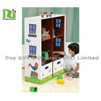 Wholesale High Quality Furniture Stand Corrugated Cardboard Toys For Kids from china suppliers