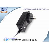 Wholesale AC DC Wall Mount Power Adapter 12V 2A 1.5 Meters For CCTV Camera from china suppliers